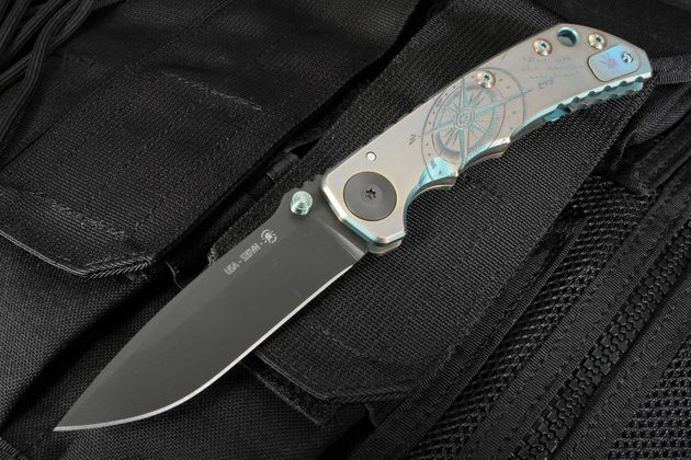 Sparan Harsey Folding Knife - Compass Special Edition