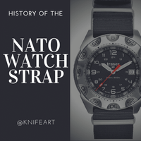 All About NATO Watch Straps - Installing and Origins