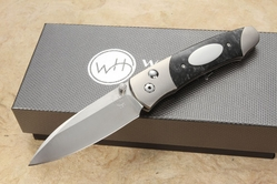"William Henry A200-1E Folding Knife - 2.63"" Blade & Kirinite Handle"