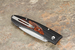 William Henry E6-13 EDC Desert Ironwood Inlay Folding Knife