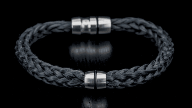 William Henry KB1 S Neptune Bracelet - Braided Kevlar - Bolt Action Bracelet