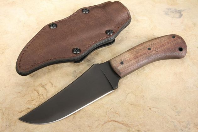 Winkler Belt Knife - Walnut Handle
