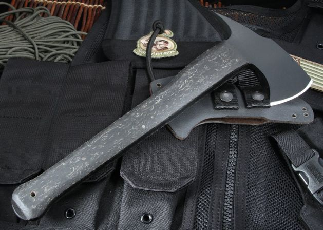 Winkler Combat Axe - Rubber Handle