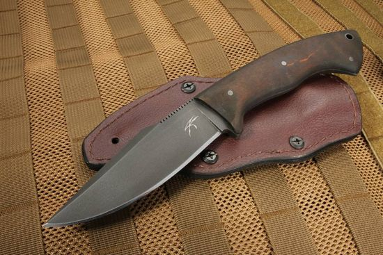 Winkler Knives Pathfinder - Maple - Jason Knight Design