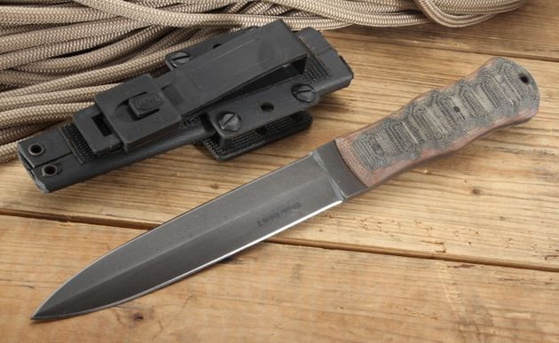 Winkler Knives Tactical Dagger - Caswell and WASP