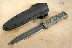 Winkler NSW Dagger - Sculpted Camo G-10 Handle