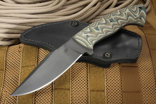 Exclusive Winkler - Pathfinder CPM3V and Multicam G10 - Jason Knight Design