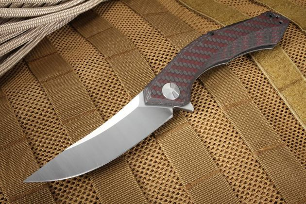 Zero Tolerance 0462 Sinkevich Design Flipper Folding Knife
