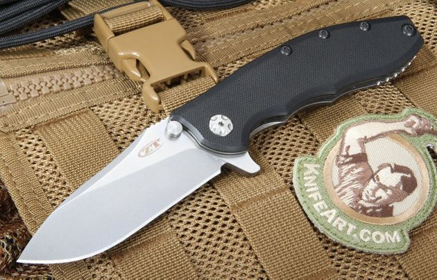 Zero Tolerance 0562 Hinderer Design - ZT 0562 - S35VN Steel