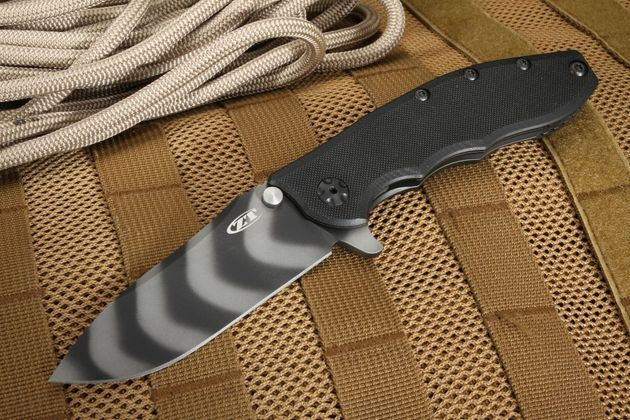 Zero Tolerance 0562TS Sprint Run Hinderer Design - ZT 0562TS - CPM20CV Steel