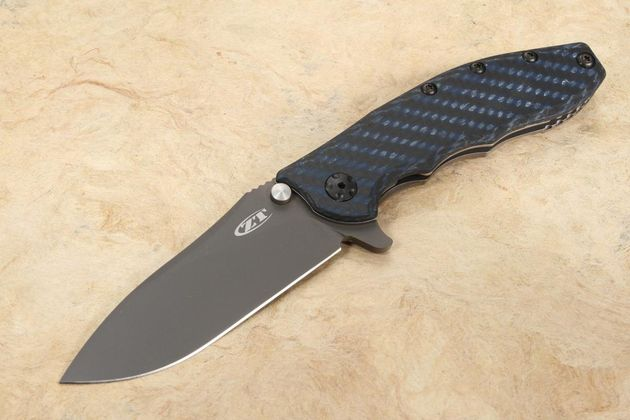 Zero Tolerance 0562BLGRY Factory Special Series - CPM-20CV Steel - ZT 0562BLGRY
