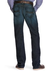 Ariat Men's M4 Legacy Stretch Low Rise Relaxed Fit Boot Cut Jeans - Fremont