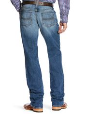 Ariat Men's M4 Legacy Stretch Low Rise Relaxed Fit Boot Cut Jeans - Rawlins