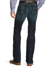 Ariat Men's M7 Legacy Low Rise Slim Fit Stackable Straight Leg Jeans - Fremont
