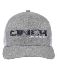 Cinch Men's Snapback Heathered Logo Cap - Multi