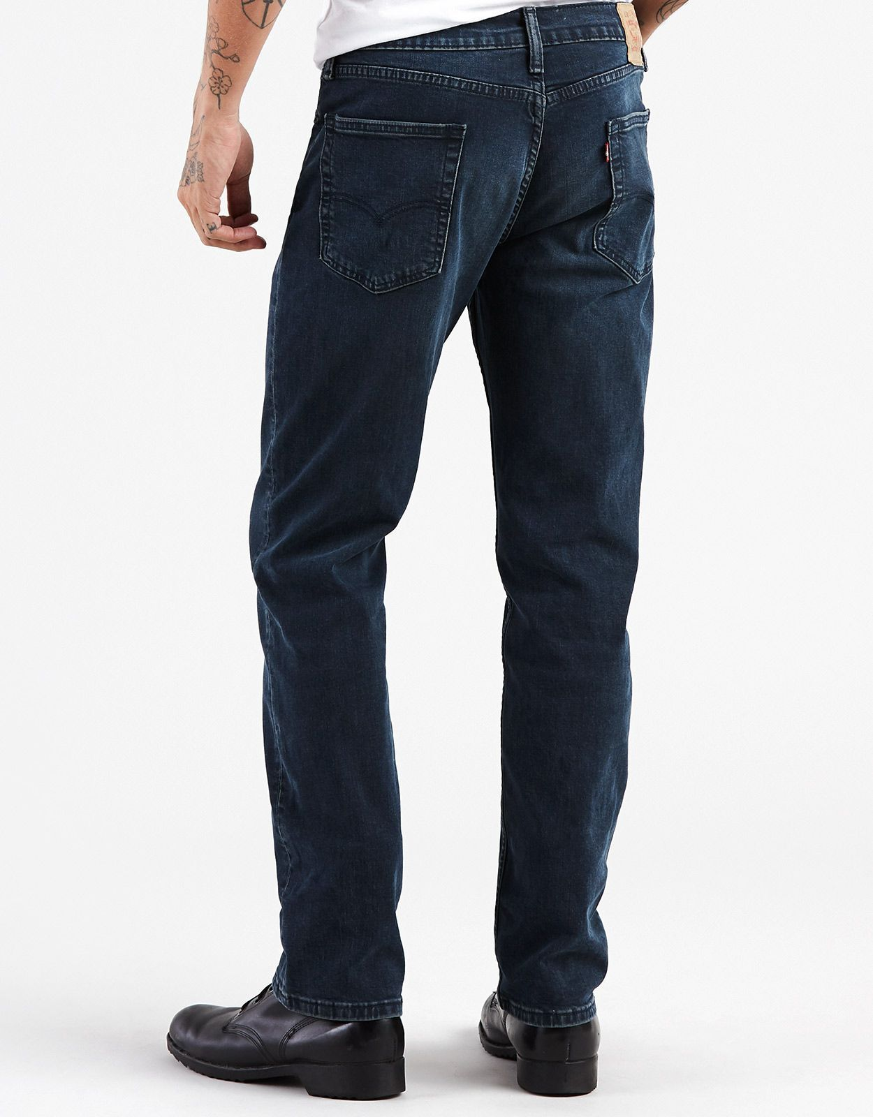 Levi's Men's 514 Straight Stretch Low Rise Regular Fit Straight Leg Jeans - Ship Yard (Closeout)