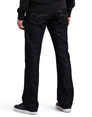 Levi's Men's 527 Low Rise Slim Fit Boot Cut Jeans - Tumbled Rigid