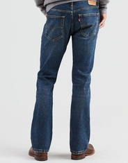 Levi's Men's 527 Slim Bootcut Stretch Low Rise Slim Fit Boot Cut Jeans - Quickstep (Closeout)