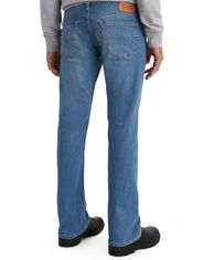 Levi's Men's 527 Stretch Low Rise Slim Fit Boot Cut Jeans - Begonia