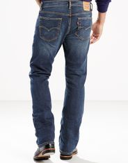 Levi's Men's 527 Stretch Low Rise Slim Fit Boot Cut Jeans - Wave Allusions