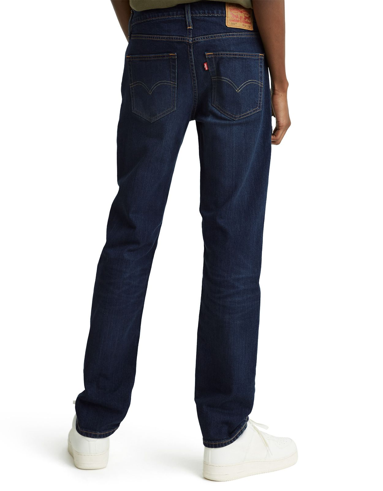 Levi's Men's 531 Stretch Mid Rise Athletic Slim Fit Tapered Leg Jeans - Myers Crescent