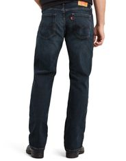 Levi's Men's 559 Stretch Low Rise Relaxed Fit Straight Leg Jeans - Navarro