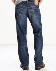 Levi's Men's 569 Stretch Low Rise Loose Fit Straight Leg Jeans - Crosstown