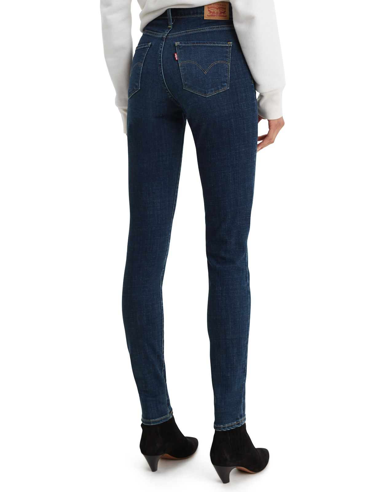 Levi's Women's 311 Shaping Skinny Mid Rise Skinny Jeans - Maui Views