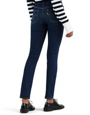 Levi's Women's Classic Mid Rise Skinny Stretch Jeans - Going Out Pair