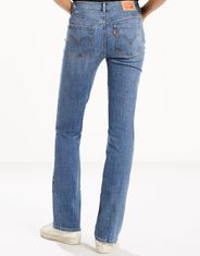 Levi's Women's Classic Bootcut Stretch Mid Rise Easy Fit Boot Cut Jeans - Monterey Drive