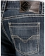 Rock & Roll Denim Men's Reflex Pistol Regular Fit Straight Leg Jeans - Medium Wash