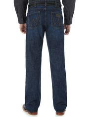 Wrangler Men's 02 Low Rise Slim Fit Boot Cut Jeans - Dillon