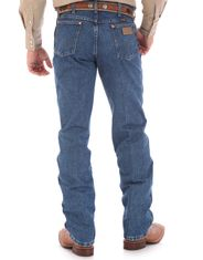 Wrangler Men's 13 Original Cowboy Cut High Rise Regular Fit Boot Cut Jeans - Stonewashed