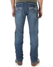 Wrangler Men's 20X 42 Vintage Boot Low Rise Slim Fit Boot Cut Jeans - Midland