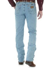 Wrangler Men's 936 High Rise Slim Fit Boot Cut Jeans - Antique Wash