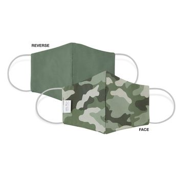 Martex Health Standard Face Mask-Olive Camo-Single Pack