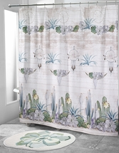 Canyon Shower Curtain & Bath Accessories  by Avanti Linen