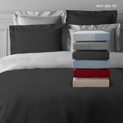 German Luxury Design T-300  100% Cotton Sateen Sheet Set