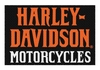 "Harley Davidson ""Rev-up"" Rug 39"" x 59"""