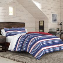 IZOD Jamey Stripe Comforter Set