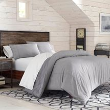 IZOD Riley Gray Comforter Set