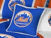 "NY Mets MVP Toss Pillow  17""Square"