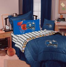 Orlando Magic NBA Basketball Bedding-Twin Size