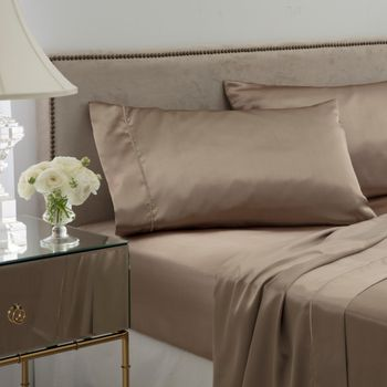 Seduction Satin Sheet Sets-Twin Size
