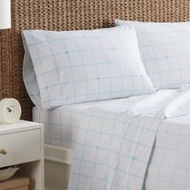 Southern Tide Skipjack Windowpane Sheet Set