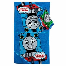 Thomas & Friends 2 PC Towel & Washcloth Set
