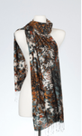 Banaris Jaguar Print Stole - Panthera - SOLD OUT