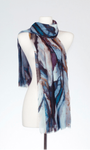 Banaris Merino, Cashmere & Silk Stole - Strand SOLD OUT