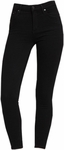 Citizens of Humanity Rocket Crop High Rise Skinny Sculpt Jeans - All Black (30 & 31)