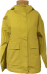 Eileen Fisher Light Organic Cotton Nylon Hooded Coat - Yarrow (Size M) - SOLD OUT